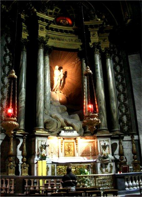 Dogon Symbolism At Saint Sulpice In Paris